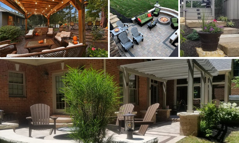 intimate spaces: Outdoor Living Spaces