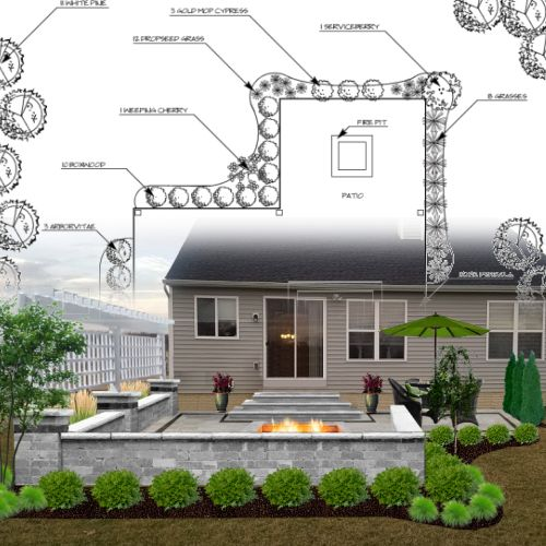 Outdoor Services: design and planning